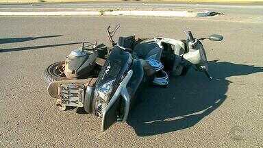 Em menos de 24h, seis pessoas morrem em acidentes de trânsito no RS - Assista ao vídeo.