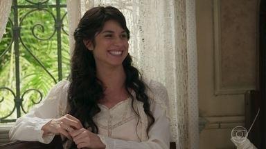 Mariana se prepara para seu casamento - Ela comemora com a mãe e as irmãs