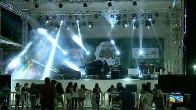 Alceu Valença é atração no show que celebra os 406 anos de São Luís - Programação será realizada na Praça Maria Aragão, em São Luís.