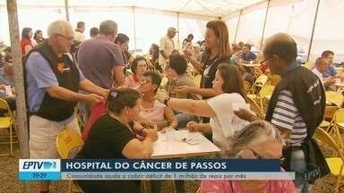 Moradores e produtores realizam festa para arrecadar dinheiro para Hospital do Câncer - Moradores e produtores realizam festa para arrecadar dinheiro para Hospital do Câncer