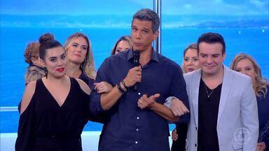 Tamanho Família - Programa de 09/09/2018 na Íntegra - Márcio Garcia encerra a temporada com Naiara Azevedo e Belutti