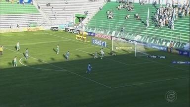 São Bento vence o Juventude por 2 a 0 - O São Bento venceu o Juventude na tarde deste sábado, por 2 a 0, no estádio Alfredo Jaconi, em Caxias do Sul.