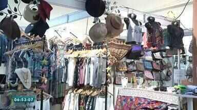 Fortaleza sedia mais uma Feira Internacional de Artesanato - Saiba mais em g1.com.br/ce
