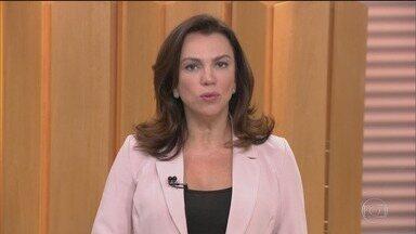 Bom Dia Brasil - Íntegra 10 Setembro 2018 - O telejornal, com apresentação de Chico Pinheiro e Ana Paula Araújo, exibe as primeiras notícias do dia no Brasil e no mundo e repercute os fatos mais relevantes.