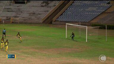 Confira o resultado dos jogos de domingo (9) do Campeonato Piauiense sub-17 - Confira o resultado dos jogos de domingo (9) do Campeonato Piauiense sub-17