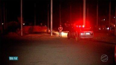 Polícia continua busca de suspeitos de terem tentado assaltar residência, em Tangará da Se - Polícia continua busca de suspeitos de terem tentado assaltar residência, em Tangará da Serra