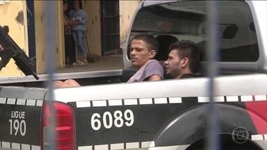 105 presos fugiram de uma penitenciária de segurança máxima em João Pessoa (PB) - Um tenente da PM foi baleado na cabeça e teve morte cerebral. Cerca de 60 presos ainda estão foragidos. Moradores da região ouviram vários tiros e um barulho forte de explosão no começo da madrugada.
