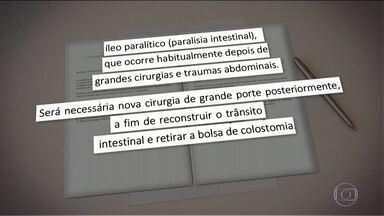 Candidato do PSL, Jair Bolsonaro, segue internado em SP - Boletins médicos mostram melhora do candidato do PSL, Jair Bolsonaro, internado no Hospital Albert Einstein.