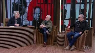 JR Duran e Bob Wolfenson falam sobre nú artístico - Fotógrafos recebem recado de Adriane Galisteu e comentam alguns ensaios