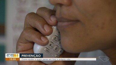 Saiba como ajudar a quem pensa em tirar a própria vida no ES - O CVV funciona no Brasil todo. A ligação é de graça e o telefone é 188.