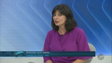 Eleições 2018: Bom Dia Cidade entrevista Silvia Ferraro, candidato ao senado pelo PSOL - Confira a entrevista completa.
