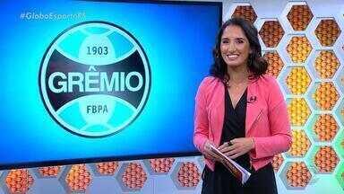 Globo Esporte RS - Bloco 1 - 13/09/2018 - Assista ao vídeo.