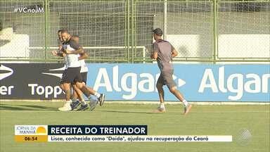 Vitória enfrenta o Ceará neste sábado (15) no Brasileirão - Veja os destaques do rubro negro baiano.