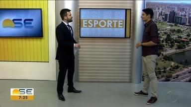 Confira as notícias do esporte sergipano - Confira as notícias do esporte sergipano.