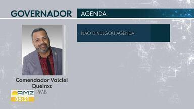 Veja a agenda dos candidatos ao governo de Rondônia - Agenda reúne principais compromissos dos candidatos.