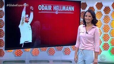 Globo Esporte RS - Bloco 2 - 14/09/2018 - Assista ao vídeo.