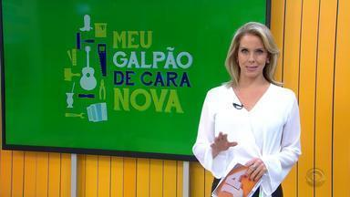 Vote e participe do 'Meu Galpão de Cara Nova' no site do Galpão Crioulo - Assista ao vídeo.