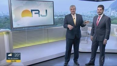 Bom Dia Rio - Íntegra 17 Setembro 2018 - As primeiras notícias do Rio de Janeiro, apresentadas por Flávio Fachel, com prestação de serviço, boletins de trânsito e previsão do tempo.