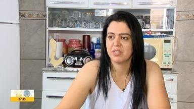 Mulher abandona o sedentarismo e elimina mais de 20 quilos - Conheça a história da Flávia, de Rancharia.