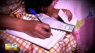 Diarista consegue juntar R$ 14 mil em quatro meses - Iniciativa foi para fazer uma festa de casamento.