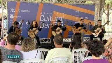 Corredor Cultural do Benfica é uma boa pedida para todas as idades - Saiba mais em g1.com.br/ce