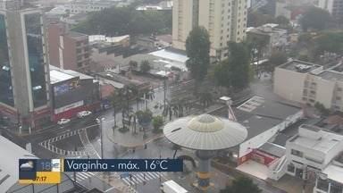 Confira a previsão do tempo para Varginha, MG - Confira a previsão do tempo para Varginha, MG