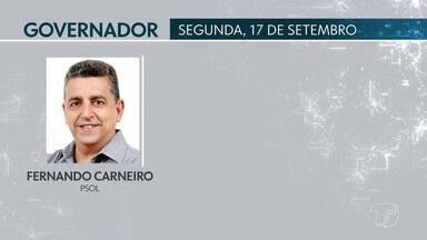 Confira a agenda de candidatos ao Governo do Pará para esta segunda-feira - Candidatos cumprem agenda de campanha na capital e no interior do estado.