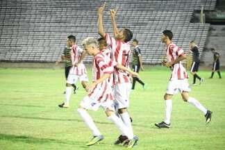 Caiçara vira sobre o Dirceu FC e vence a primeira no Piauiense sub-17; veja os gols - Caiçara vira sobre o Dirceu FC e vence a primeira no Piauiense sub-17; veja os gols