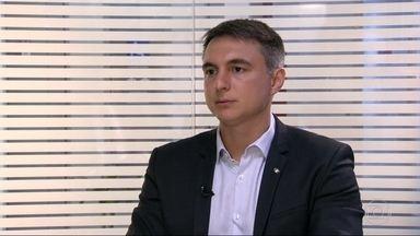 Pedro Fernandes (PDT) é entrevistado pelo RJ1 - O candidato ao governo do estado do Rio de Janeiro foi entrevistado pelo RJ1.