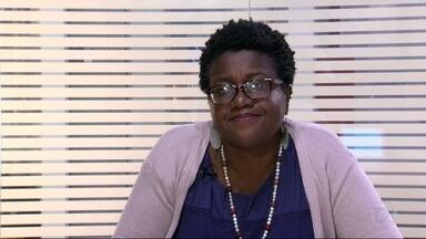 Dayse Oliveira (PSTU) é entrevistada pelo RJ1 - A candidata ao governo do estado do Rio de Janeiro foi entrevistada pelo RJ1.