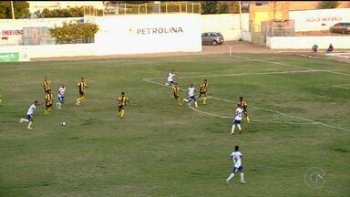 1º de Maio empata com o Serrano pela quarta rodada da Série A2 do Pernambucano - A partida foi no sábado (15).