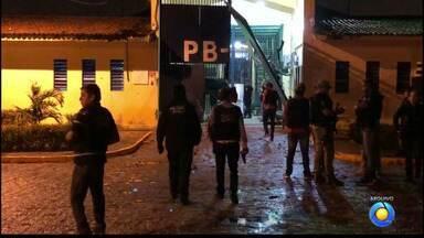 Fugitos do PB1, em João Pessoa, são incluídos na lista da Interpol da PF - Notificação permite que países recebam alerta de ameaça grave e iminente à segurança pública.