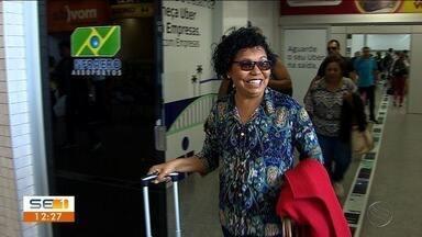 Candidata à Presidência pelo PSTU está em Aracaju - Ela cumpre agenda na capital sergipana nesta segunda-feira (17).