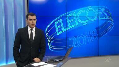 Veja como foi o dia de campanha dos candidatos ao Governo do Ceará - Confira mais notícias em g1.globo.com/ce