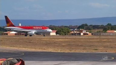 Ampliação do aeroporto de Juazeiro permite pouso e decolagem de aviões maiores - Confira mais notícias em g1.globo.com/ce