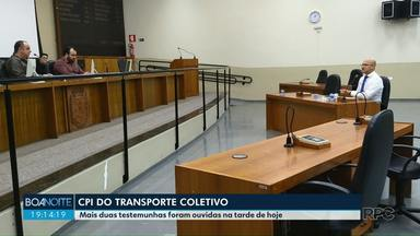 Mais duas pessoas são ouvidas em CPI - Comissão investiga saúde financeira da TCCC