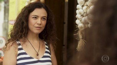 Selma convida Doralice e Ionan para almoçar em sua casa - Maura se incomoda