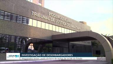 CNJ determina retomada de investigação sobre desembargadores - Magistrados são suspeitos de usar dinheiro público para tratamentos de saúde.