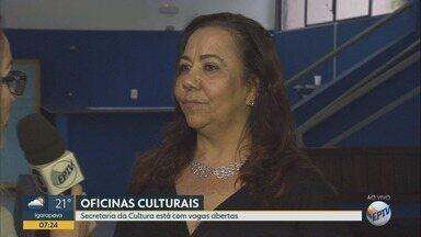 Secretaria da Cultura abre vagas em 20 oficinas de arte em Ribeirão Preto - Dança e música são algumas das atividades oferecidas.
