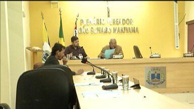 Vereadores afastados de Biritiba Mirim retornam para cargo - Eles reapareceram em sessão desta segunda-feira.
