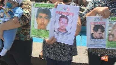 Veja o quadro 'Desaparecidos' desta terça-feira (18) - Veja o quadro 'Desaparecidos' desta terça-feira (18)