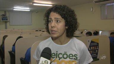 TRE amplia serviço de tira-dúvidas para eleitores - Saiba mais em g1.com.br/ce