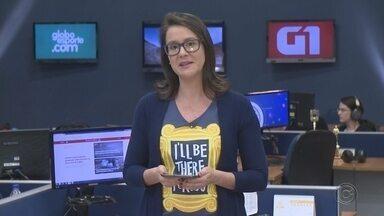 Confira os destaques do G1 Bauru e Marília desta terça-feira - Mariana Bonora traz os destaques do G1 desta terça-feira (18).