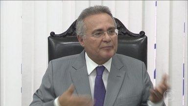 Renan Calheiros é absolvido pela Segunda Turma do STF - O senador do MDB declarou que o julgamento encerrou um momento difícil, de perseguição e acusações sem provas. Renan Calheiros ainda reponde a 14 inquéritos.