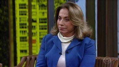 Yvonne Bezerra de Mello fala sobre ameaças de morte que recebeu - Ela relembra episódio em que ajudou um jovem que foi amarrado a um poste