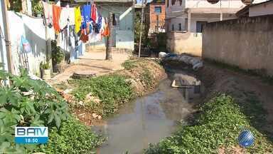 Mais da metade dos municípios baianos têm problemas por falta de saneamento básico - Pesquisa do IBGE aponta que menos de 10% das cidades do estado têm planejamento específico para esse problema.