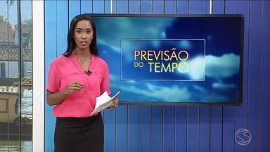 Quinta-feira vai ser de sol com chance de chuva no Sul do Rio - Temperaturas seguem elevadas com previsão de aumento na nebulosidade.