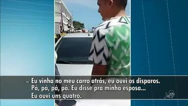 Mais sobre o caso de motorista de aplicativo morto após briga no trânsito - Saiba mais em g1.com.br/ce