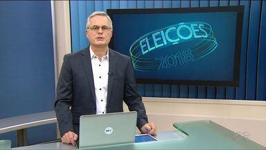Confira a agenda dos candidatos ao governo do estado - A programação é para a tarde desta terça-feira(18).