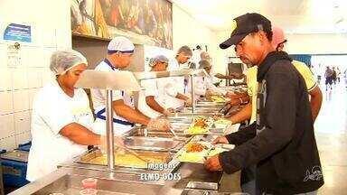 A maior dificuldade de moradores de rua é a alimentação, em Juazeiro do Norte - Saiba mais em g1.com.br/ce